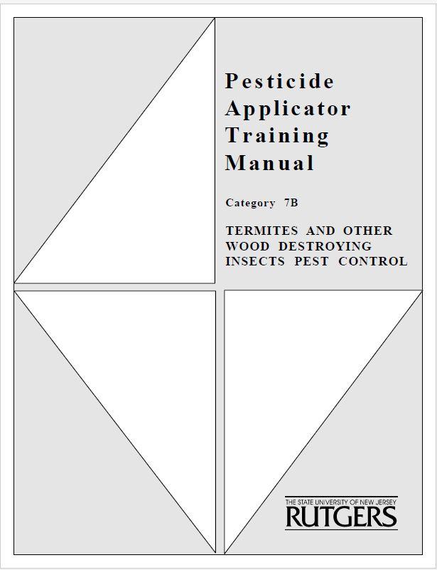 Pesticide Applicator License Training